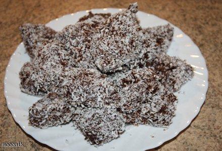 Czekoladowe Kokosanki