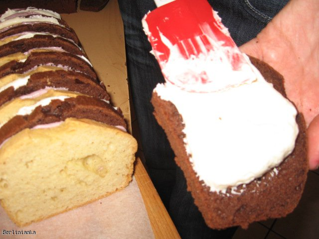 Metrowiec - czyli ciasto dla mnóstwa gości ;))