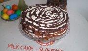 Milk Cake + MILKA