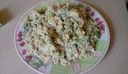 Makaron falbanki w sosie jogurtowym z brokułami - czyli tanio szybko i przede wszystkim dietetycznie :)