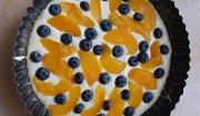 Ciasto do topienia owoców