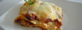 Lasagne z mięsem mielonym wg.Sensuel