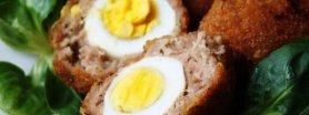 Przepiórcze jajka po szkocku