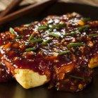 Grillowane tofu w pikantnym sosie