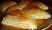 Ciasto francuskie z serem - na szybko