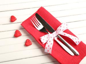 10 inspiracji na romantyczną kolację